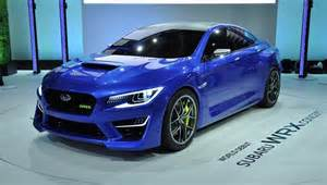 Subaru Autos 2017 Subaru Wrx Release Date Hatchback New Automotive