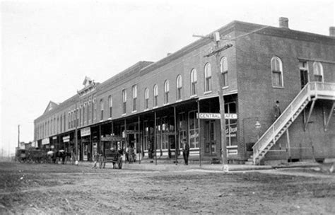 what year was dodge city founded county kansas history and information