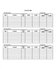 bookkeeping paper template ledger paper template 7 free word pdf document