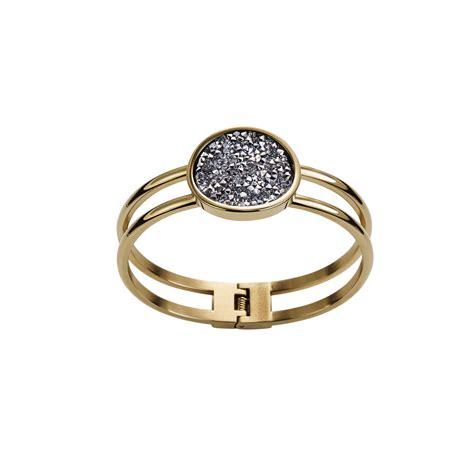 Dyrberg/kern Laine Cuff Bracelet in Metallic   Lyst