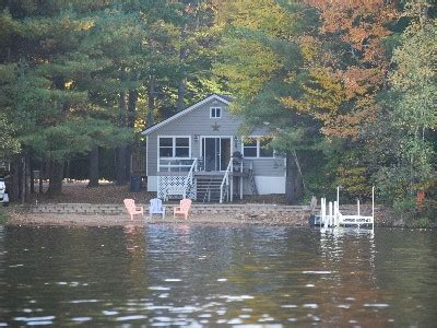 Maine Lake Cabin Rentals by Beautiful Lakefront Cabin With In Secluded