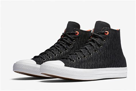 Converse Chuck Tailor Ii High Fullblack black converse chuck ii all shield high top canvas shoes converse flag shoes and