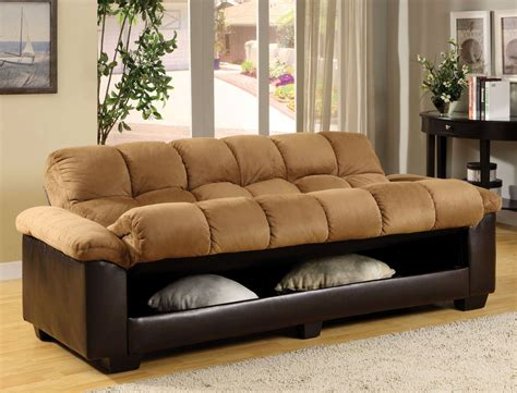 microfiber sofa sleeper 276 40 caroline two tone