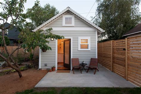 Tiny Guest House Portland 1 Idesignarch Interior Design Architecture Interior
