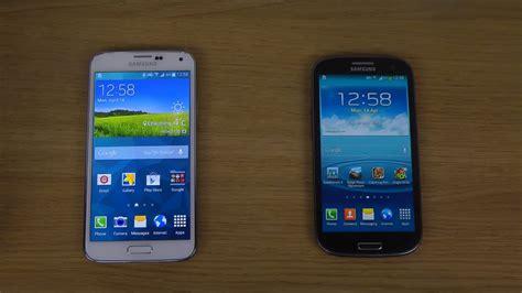 Samsung S3 Verus samsung galaxy s5 vs samsung galaxy s3