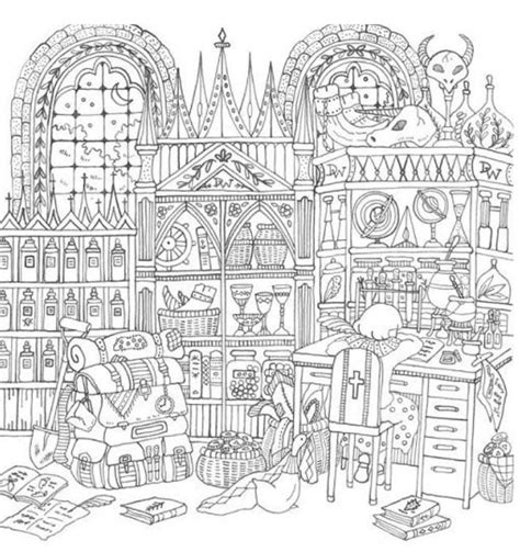 Romantic Coloring Pages For Adults | romantic country coloring book zentangles adult