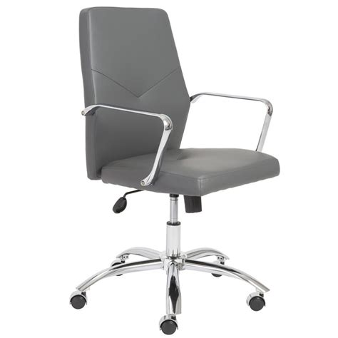 Low Back Chair by Jagger Low Back Office Chair Zuri Furniture