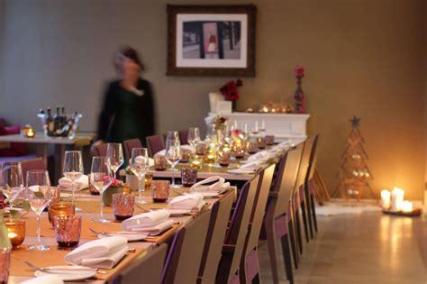 festliche tafel weihnachten im hotel indigo in d 252 sseldorf