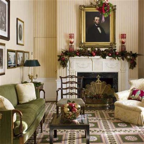 decorating old homes the lincoln room welcome to blair house traditional holiday decorating ideas this old house