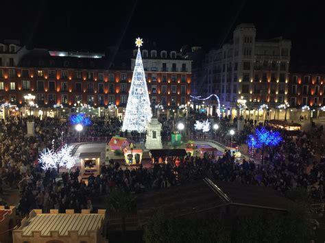 imagenes para decorar las calles en navidad valladolid pone luz a la navidad con el encendido de 67
