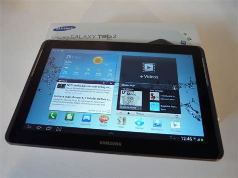Samsung Tablet 10 1 Review samsung galaxy tab 2 10 1 review nothing new aside from design tweaks and android 4 0