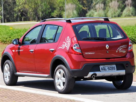 renault sandero stepway 2012 renault sandero stepway brazil 2008 renault sandero