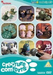 creature comforts claymation dvd365 net review article dvd creature comforts