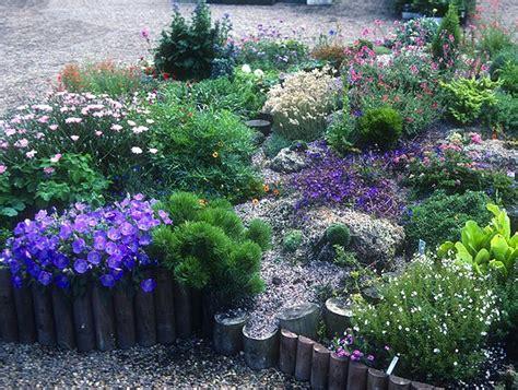 gravel garden garden style pinterest