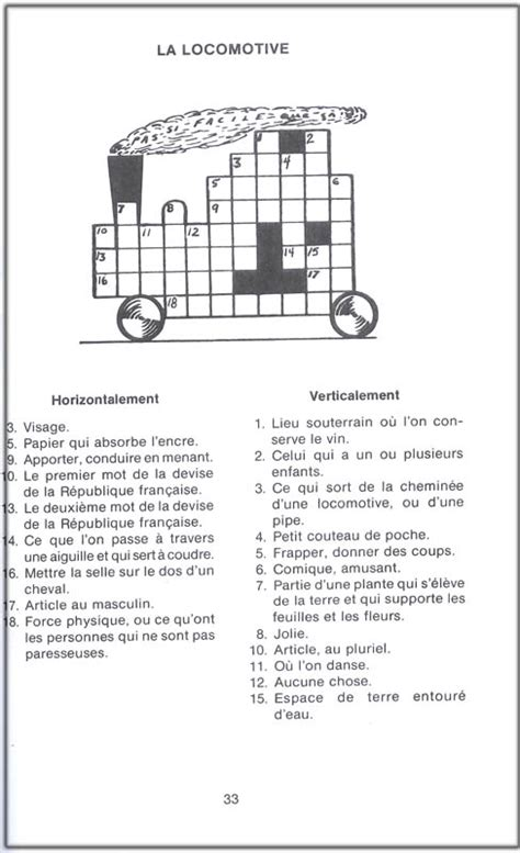 easy crossword puzzles in french easy french crossword puzzles 062120 details rainbow