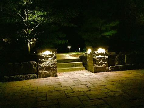 low voltage patio lighting low voltage lighting landscaping patios and retaining