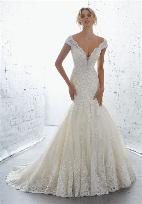 Style Wedding Dresses by A Line Wedding Dresses Gowns Af Couture Morilee