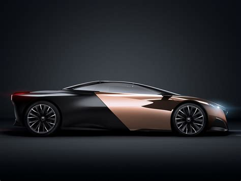 peugeot onyx the peugeot onyx concept onyx is a man s best friend