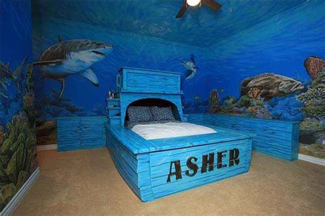 under the sea bedroom jaw dropping kids bedroom i wish i had one of those when