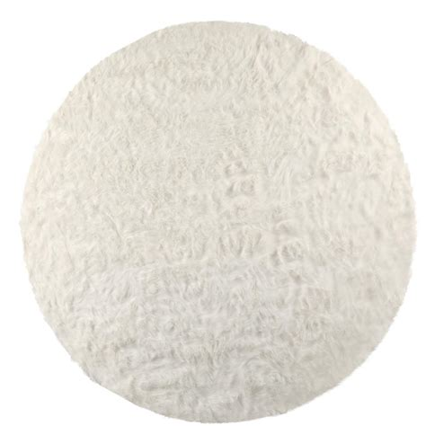 home decorators collection tufted white 8 ft x home decorators collection faux sheepskin white 8 ft x 8 ft area rug 1100 the home depot