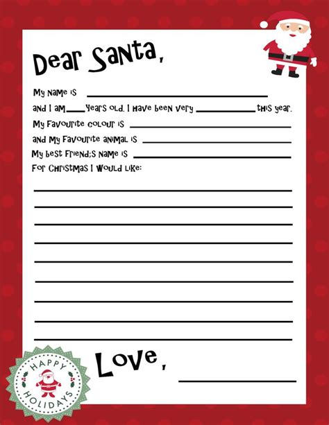 Thank You Letter Santa Template Free 1000 Ideas About Your Letter To Santa On Letter To Santa Thank You Letter And