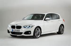 Bmw A1 Facelifted Bmw 1 Series Exclusive Studio Pictures Autocar