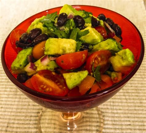 Link Gazpacho Salad by Onthemove In The Galley Food Cookbook A