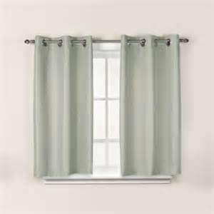 Green Bathroom Window Curtains Buy Green Curtains From Bed Bath Beyond