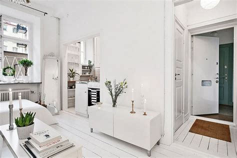 20sqm to sqft 20 sqm apartment in stockholm with scandinavian design