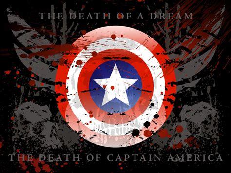 captain america death wallpaper death of captain america by foreverking on deviantart