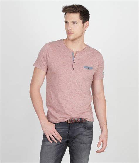 Plain Levin Casual Outer 1 basics 029 casual plain pink cotton poly t shirt buy basics 029 casual plain pink cotton poly