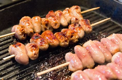 Charming Grilled Chicken Recipes #6: PREVIEW-cKavitaFavelle-ChickenHeartYakitori-Sept2013-5134.jpg
