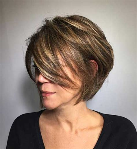 hairstyles haircuts short hair casual bob haircuts for chic ladies short hairstyles