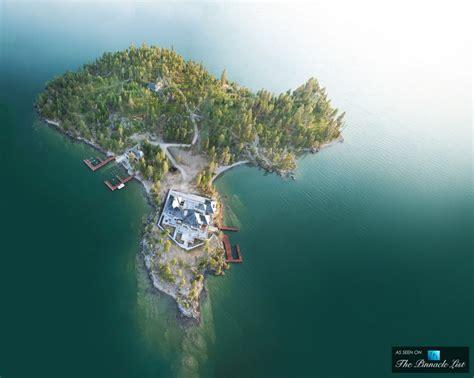 30 X 30 Sq Ft Home Design by Shelter Island Estate Flathead Lake Montana The