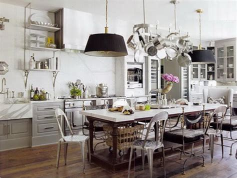 house beautiful kitchens home remodeling on pinterest michael howard stools and