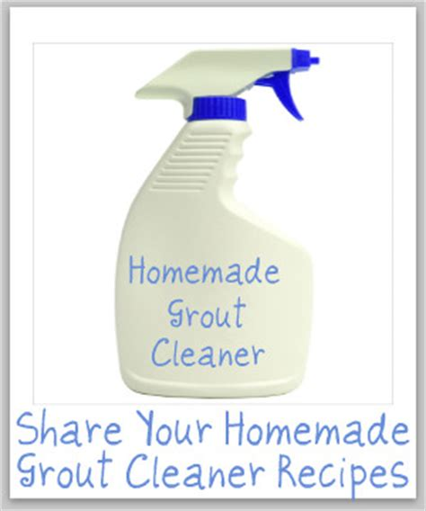 Grout Cleaner Recipe Grout Cleaner Recipe To Ftempo