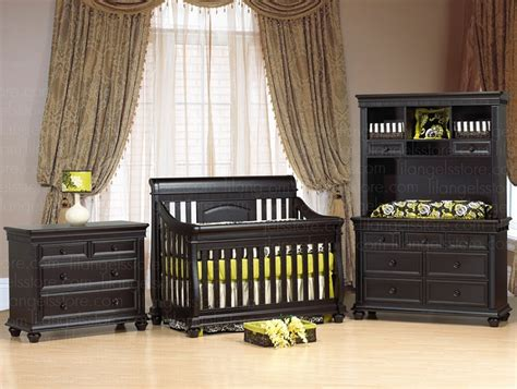 black nursery furniture sets belize black nursery furniture set homescorner