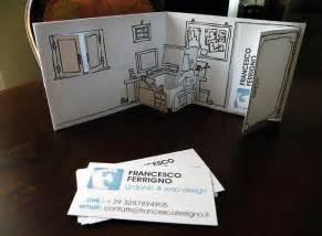creative business card holder unique business card holder francesco ferrigno