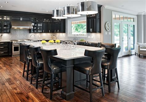 custom island kitchen 70 spectacular custom kitchen island ideas home remodeling contractors sebring design build