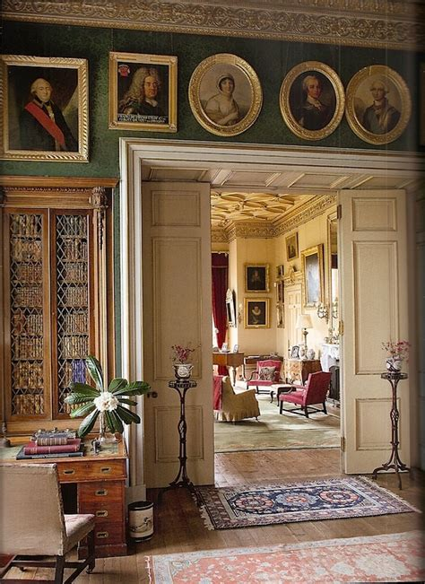 castle home decor from the scottish country house photo by james fennell