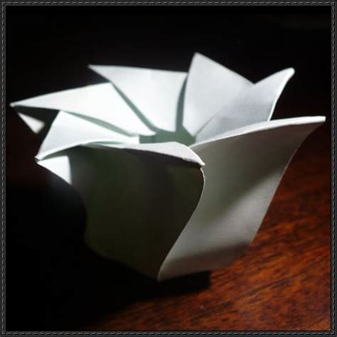 Origami Sided - papercraftsquare new paper craft seven and