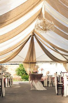 marquee draping 1000 ideas about ceiling draping wedding on pinterest