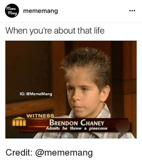 Memes About - meme meme mang mang when you re about that life ig witness