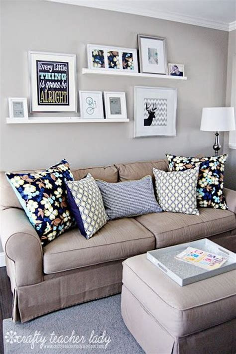 20 Great Ways To Make Use Of The Space Behind Couch For