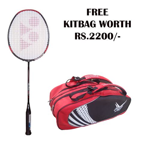 Raket Yonex Power 29 Light offer yonex badminton racket power 29 light and thrax kitbag buy offer yonex badminton