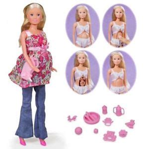 St Flove Baby Fit L steffi welcome baby doll 13 accessories