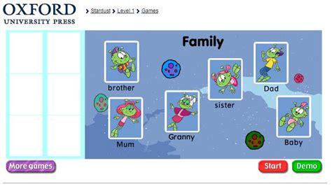 preguntas a familiares en ingles family juego para aprender los miembros de la familia en