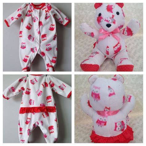 pattern for baby clothes teddy bear 17 best images about stuffed animals on pinterest
