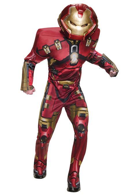 adult deluxe hulk buster iron man avengers costume