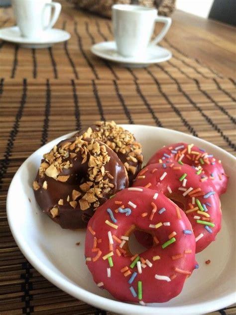 donuts kuchen donuts f 252 rs backblech ein schmackhaftes rezept aus der
